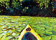 Kayak, Lilies