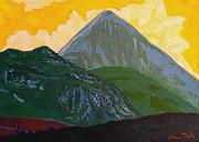 Croagh Patrick, The Reek, County Mayo
