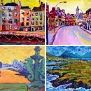 Ireland paintings prints