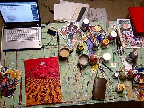 Art Table